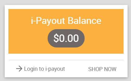 Payment Provider Balance Widget