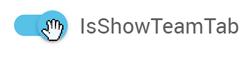 IsShowTeamTab