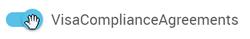 VisaComplianceAgreements