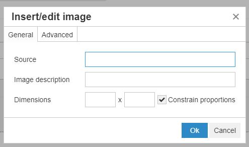 Insert/edit image pop-up window (General)