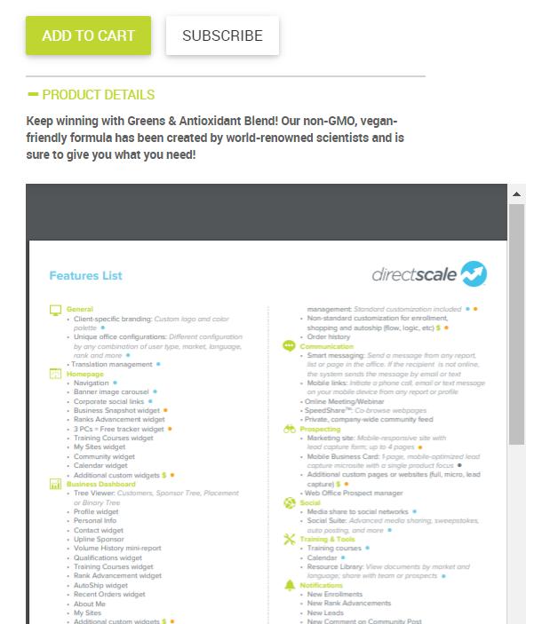 Embedded PDF