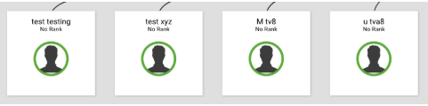 Web Office Visual Tree shadow icons